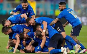 Lịch thi đấu EURO hôm nay 20/6: Xem trận Italia vs Xứ Wales trên kênh nào?