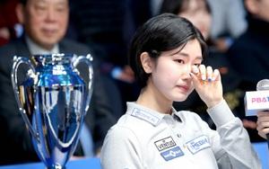 """""""Thiên thần bi-a"""" Hàn Quốc Lee Mirae từng giành chiến thắng giải thưởng nửa tỷ đồng với khả năng chọc gậy đẳng cấp"""