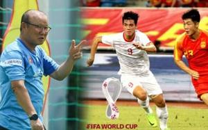 """Chưa gặp ĐT Việt Nam ở vòng loại thứ 3, Trung Quốc đã sợ """"một phép"""""""