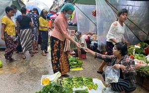 Sau chính biến, tình trạng thiếu tiền mặt tại Myanmar ngày càng trầm trọng