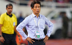 Bất ngờ với phán quyết về tương lai Nishino tại ĐT Thái Lan
