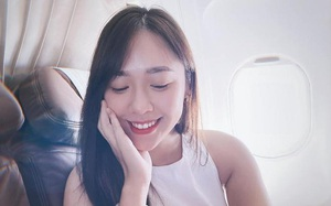 BTV Hà My tiết lộ về ông xã và màn cầu hôn trên máy bay