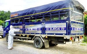 Ai được đi qua chốt kiểm dịch Covid-19 ở Quảng Bình?