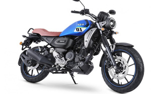 Yamaha FZ-X mới vừa ra mắt, giá hơn 36 triệu đồng