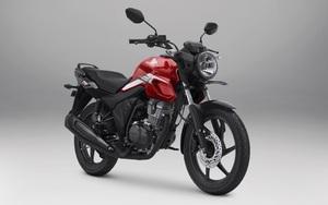 Honda CB150 Verza 2021 - mẫu naked bike giá rẻ chỉ 32,5 triệu đồng