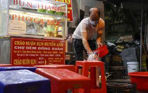 Hà Nội: Các cửa hàng tất bật chuẩn bị trong đêm để mở cửa trở lại sau thời gian dài giãn cách