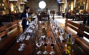 Trung Quốc tham vọng gây dựng vùng sản xuất rượu vang sánh ngang Bordeaux của Pháp