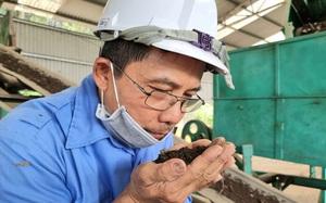 Biến rác thải sinh hoạt thành mùn hữu cơ thân thiện với môi trường