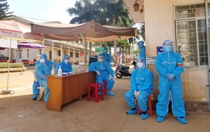Đắk Lắk: Truy vết thần tốc các trường hợp liên quan đến ca mắc Covid-19 ở Gia Lai