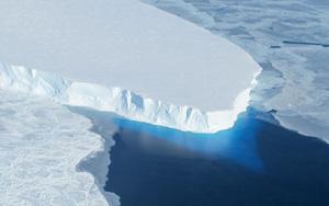 Nghiên cứu mới cho thấy 'Sông băng ngày tận thế' ở Nam Cực không đáng sợ như vậy