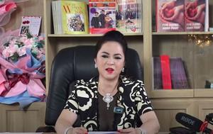 CEO Nguyễn Phương Hằng tố cáo bị hàng loạt trang mạng xã hội vu khống, làm nhục