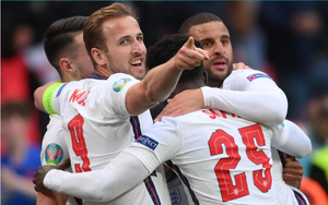 """ĐT Anh đối mặt với """"tử thần"""" ở vòng 1/8 EURO 2020"""
