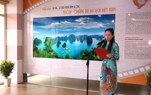 Triển lãm 120 hình ảnh bối cảnh phim nổi tiếng, quảng bá du lịch Việt Nam