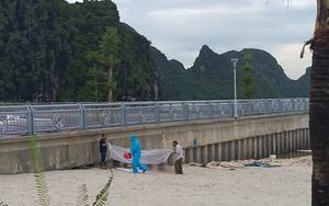 Quảng Ninh: Đang kéo lưới, ngư dân hốt hoảng phát hiện thi thể trôi dạt