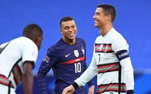 """""""Mourinho Việt Nam"""" tin Ronaldo sẽ gieo sầu cho Pháp"""