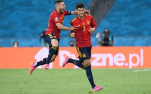 Xem trực tiếp Tây Ban Nha vs Slovakia trên VTV3