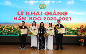 Thi vào ngành này của Học viện Nông nghiệp Việt Nam, một sinh viên nhận ngay học bổng du học Trung Quốc