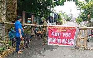 Hải Phòng: Thêm một ca mắc Covid-19 tại huyện Vĩnh Bảo