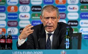 """HLV Santos """"bắt mạch"""" đối thủ của Bồ Đào Nha ở vòng 1/8 EURO 2020"""