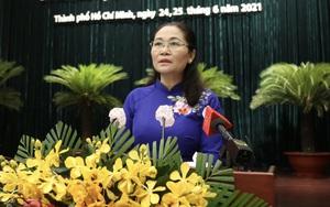 Bà Nguyễn Thị Lệ được bầu làm Chủ tịch HĐND TP.HCM khóa X