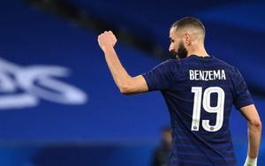 Karim Benzema tỏa sáng tại Euro 2020: Khi đẳng cấp là mãi mãi