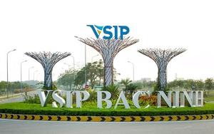 Bắc Ninh: Chuẩn bị khởi công thêm 2 khu công nghiệp VSIP II và Thuận Thành I