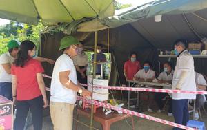Nóng: Sơn La giãn cách xã hội huyện Thuận Châu, phòng chống dịch Covid-19