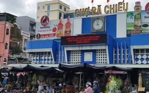 TP.HCM: Tiểu thương chợ truyền thống phải ghi tên, số điện thoại người mua… để truy vết