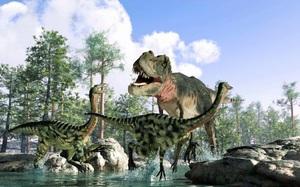 Hóa thạch khủng long T-Rex được phát hiện ở Bắc Cực làm dấy lên giả thiết mới