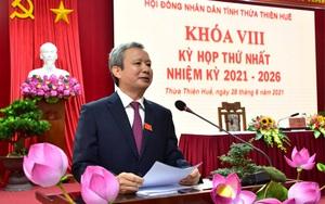 Ông Lê Trường Lưu tái đắc cử Chủ tịch HĐND tỉnh Thừa Thiên Huế