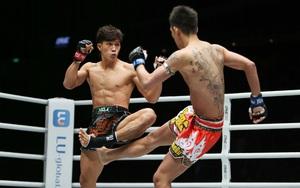 Thắng 2 trận knock-out tại ONE, Nguyễn Trần Duy Nhất nhận thưởng... bèo
