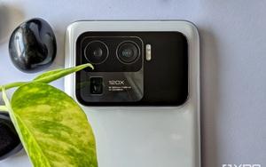 Người dùng điện thoại Xiaomi than trời màn hình cảm ứng