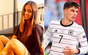 Nhan sắc dàn WAGs tuyển Đức trước trận đại chiến với Anh tại vòng 1/8 Euro 2020