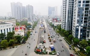 Hà Nội: Dự án đường vành đai 2 trị giá 9.400 tỷ đồng gấp rút hoàn thành trước hạn bàn giao