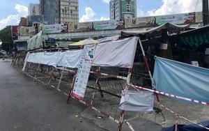 TP.HCM: Phong tỏa một phần chợ Bà Chiểu, tạm đóng cửa chợ Bình Tiên, Hòa Hưng và một loạt chợ truyền thống