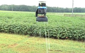 Hệ thống tưới tiêu mới của Mỹ sánh ngang đỉnh cao nông nghiệp Israel