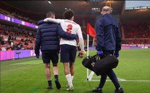 2 trụ cột ĐT Anh dính chấn thương trước thềm EURO 2020