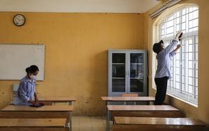 Hà Nội: Các trường tất bật chuẩn bị cho kỳ thi tuyển sinh lớp 10
