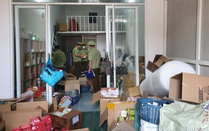 Đắk Lắk: Phát hiện hàng vạn sản phẩm thực phẩm chức năng, mỹ phẩm không rõ nguồn gốc