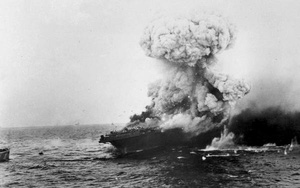 Tàu sân bay Mỹ đối đầu tàu sân bay Nhật Bản: Kết cục ra sao?