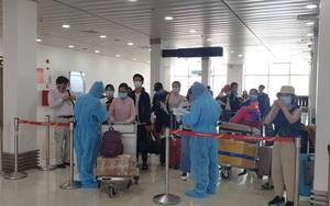 Cảng hàng không Chu Lai tăng cường quản lý hành khách từ vùng dịch về Quảng Nam, Quảng Ngãi
