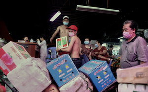TP.HCM: Đề xuất ưu tiên tiêm vaccine Covid-19 cho người lao động chợ đầu mối Bình Điền, Thủ Đức, Hóc Môn