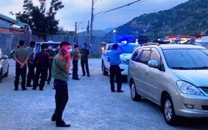 Ninh Thuận: Cách ly 10 người Trung Quốc nhập cảnh trái phép trên 2 ô tô