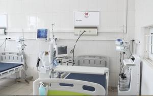 Bên trong trung tâm hồi sức cấp cứu cho bệnh nhân Covid-19 lớn nhất miền Bắc ở Bắc Giang