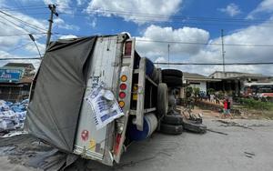Đắk Lắk: Tai nạn liên hoàn trên đường Hồ Chí Minh, 5 người thương vong