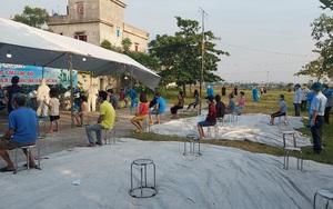 Bắc Ninh: Toàn huyện Thuận Thành tăng cường lực lượng triển khai xét nghiệm nhanh