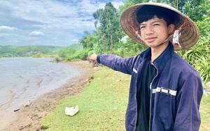 Nam sinh lớp 10 Quảng Bình cứu sống 2 em nhỏ đuối nước với ước mơ thành thầy giáo dạy bơi