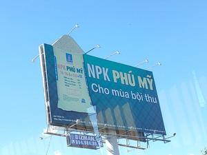 Đạm Phú Mỹ: Sản lượng NPK sản xuất vượt kế hoạch 17%