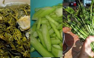 3 loại rau mọc dại một thời ăn chống đói, giờ khách lùng mua tới tấp, hái đến đâu bán sạch bách đến đó
