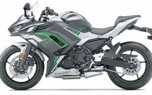 Kawasaki Ninja 650 2021 sẽ có một số nâng cấp mới, giá gần 200 triệu đồng